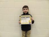 Jake Garton - Second Grade