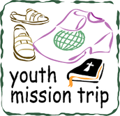 Youth Mission Trip Coming Soon