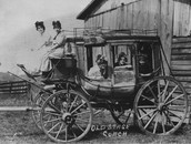 Some information about stagecoaches