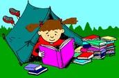 NBES Camp Read-A-Lot Friday 8:30-2:30