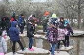 Fun in the Children's Garden