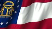 Georgia state flag.