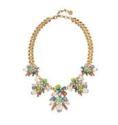 Trellis necklace, £85