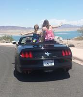 Mustang!