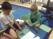Writers Enjoying Sharing Their Work