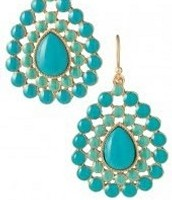 Charlize Teardrop Earrings $17