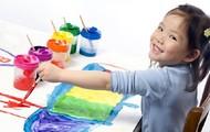 Kindergarten age child