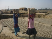 Two real stories of girls who were forced into child labor