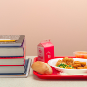 La comida del colegio es saludable?