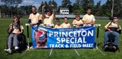Students Participate in Special Track and Field Meet