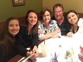 Great dinner in Branson