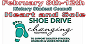 Heart and Sole Shoe Drive