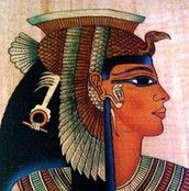 Queen of Egypt Cleopatra