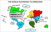 Some American's View the World Through a Warped Lens