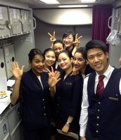 Qatar Airways Cabin Crew Surprised Me!
