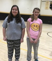 Spelling Bee Champ and Runner-Up
