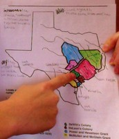 Map of Settlement