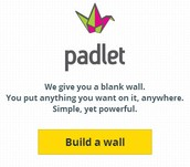 Cool Cat ideas on using Padlet