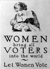 What was The Women's Suffrage Movement?
