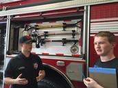 Tools Firemen Use