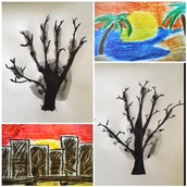 Landscapes and Trees