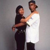 Tupac starred in Poetic Justice with Janet Jackson