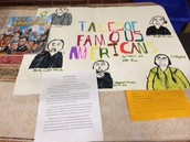 Tales of Famous Americans by Lucas