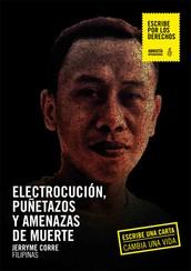 11.Filipinas: Nos aseguramos de que el caso Jerryme se llevara a investigación