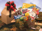 Purchase a Basket, Candle or Gift