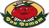 Заповядайте в Дон Домат, попитайте за нешето обедно меню!