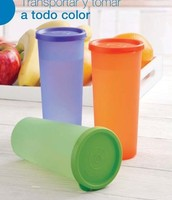 VASO MULTICOLOR 330 ML $49