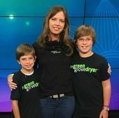 Karen Smoots, Founder/Inventor/Mom