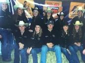 Marcus Rodeo Team