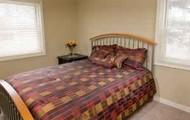 Huge bedroom!