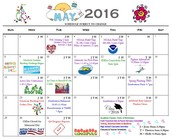 Upcoming activities in May!