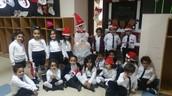 KIDS ENJOYING MR SNOWMAN!