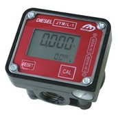 electronic oval gear meter
