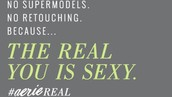 #AerieREAL Campaign