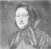 This is William Penn's first wife, Guliema Maria Springett Penn.