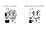 Máscaras del circuito impreso