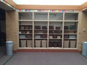 Makerspace is taking shape!