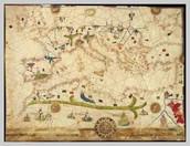 Portolan Map