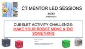 Cubelet Design Challenge