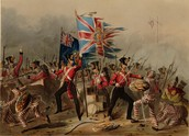 1856-1858 - Second Opium War in China