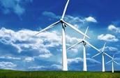Energia aprovechada del viento (molinos)