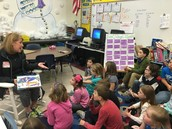 Mrs. O'Leary as our Guest Reader