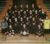 freshmen soccer team