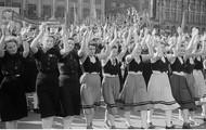 German dance picture