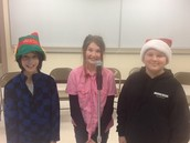 The Spelling Bee Top Finishers