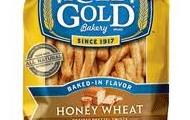 Honey Wheat Pretzels